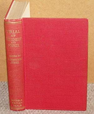Trial of Alma Victoria Rattenbury and George: JESSE, F. TENNYSON