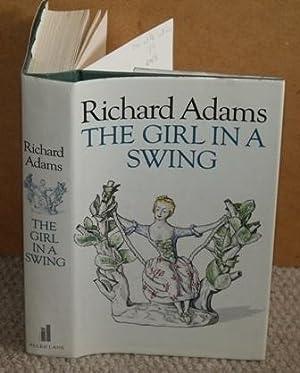 The Girl in a Swing.: ADAMS, RICHARD: