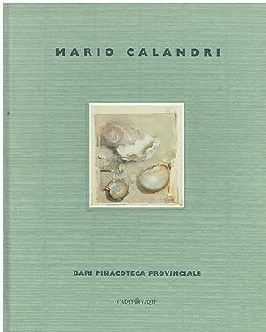 Mario Calandri : i luoghi delle sirene,incisioni: mario calandri