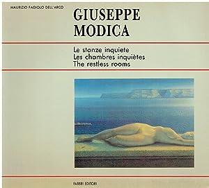 Giuseppe Modica: le stanze inquiete: una esposizione a