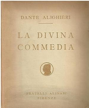 La Divina Commedia : novamente illustrata da: Dante Alighieri