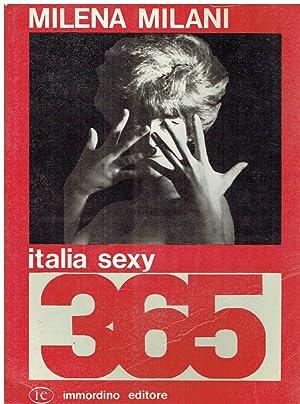 Italia sexy: Milena Milani