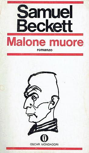 Malone muore: Samuel Beckett