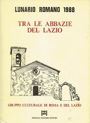 Lunario romano 17 - 1988: Tra le: a cura di