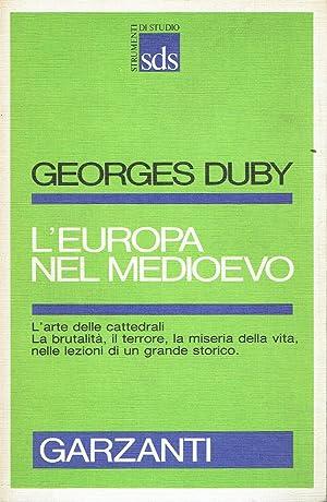 L'Europa nel Medioevo : arte romanica, arte: Georges Duby