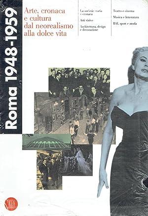 Roma 1948-1959: arte, cronaca e cultura dal: a cura di