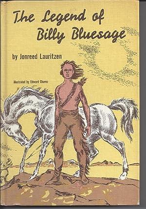 The Legend of Billy Bluesage: Lauritzen Jonreed