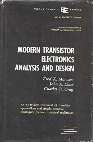 Modern Transistor Electronics Analysis and Design
