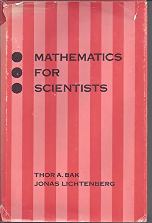 Mathematics for Scientists