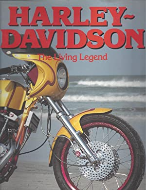 Harley-Davidson: The Living Legend