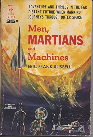 Men, Martians, and Machines: Russell, Eric Frank