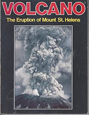 Volcano - The Eruption of Mount St.: Written and edited