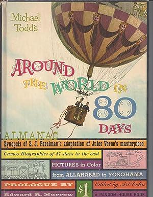 Michael Todd's Around The World In 80: Cohn, Art, Editor