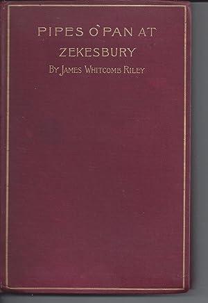 Pipes O' Pan at Zekesbury: Riley, James Whitcomb
