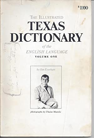 The Illustrated Texas Dictionary of the English: Everhart, Jim