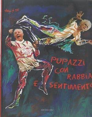 Pupazzi con rabbia e sentimento. La vita e l'arte di Dario Fo e Franca Rame: COLOMBO Enzo, ...