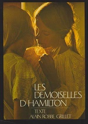 Le demoiselles d'Hamilton: HAMILTON David, ROBBE-GRILLET
