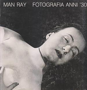 Man Ray fotografia anni '30