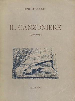 Il canzoniere (1900-1945): SABA Umberto