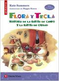 FLORA Y TECLA (LETRA MANUSCRITA). - SÁNCHEZ AGUILAR, AGUSTÍN