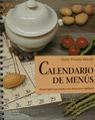 CALENDARIO DE MENUS - BACELLS