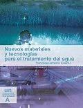 NUEVOS MATERIALES Y TECNOLOGÍAS PARA EL TRATAMIENTO DEL AGUA: CARRASCO MARÍN, FRANCISCO
