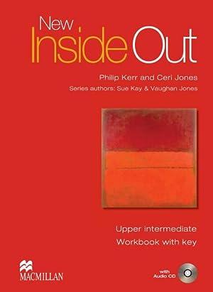 NEW INSIDE OUT UPPER INTERMEDIATE EJERCICIOS +KEY.: KERR, PHILIP