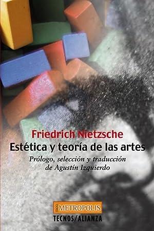 Estética y teoría de las artes: NIETZSCHE, FRIEDRICH