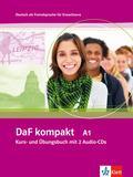 DAF KOMPAKT A1 LEHRBUCH UBUNGSBUCH CD: VARIOS AUTORES
