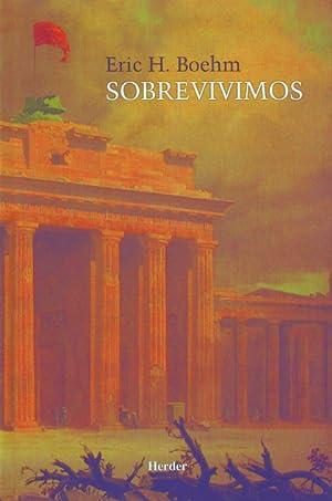 SOBREVIVIMOS: BOEHM, E.H.
