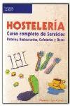 HOSTELERIA CURSO COMPLETO DE SERVICIOS: ASUNCIÓN LÓPEZ COLLADO
