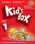 KID S BOX LEVEL 1 ACTIVITY BOOK: NIXON, CAROLINE