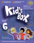 KID S BOX LEVEL 6 ACTIVITY BOOK: NIXON, CAROLINE