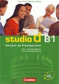 STUDIO D B1. CURSO (CONTINE CD)