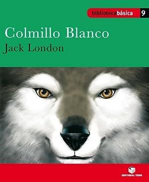 COLMILLO BLANCO, EDUCACIÓN PRIMARIA. CUADERNO: LONDON, JACK