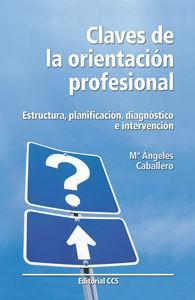 Claves de la orientación profesional: CABALLERO HERNÁNDEZ-PIZARRO, M