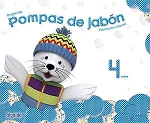 POMPAS DE JABÓN 4 AÑOS. PROYECTO EDUCACIÓN: CAMPUZANO VALIENTE, MARÍA