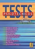 TESTS PSICOTÉCNICOS: ANDRÉS MATEOS BLANCO
