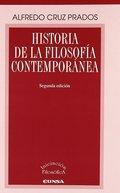 HISTORIA DE LA FILOSOFÍA CONTEMPORÁNEA.: CRUZ PRADOS, ALFREDO