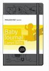 Baby Journal Carnet Bebe Moleskine 9788862936200 Rustica 0