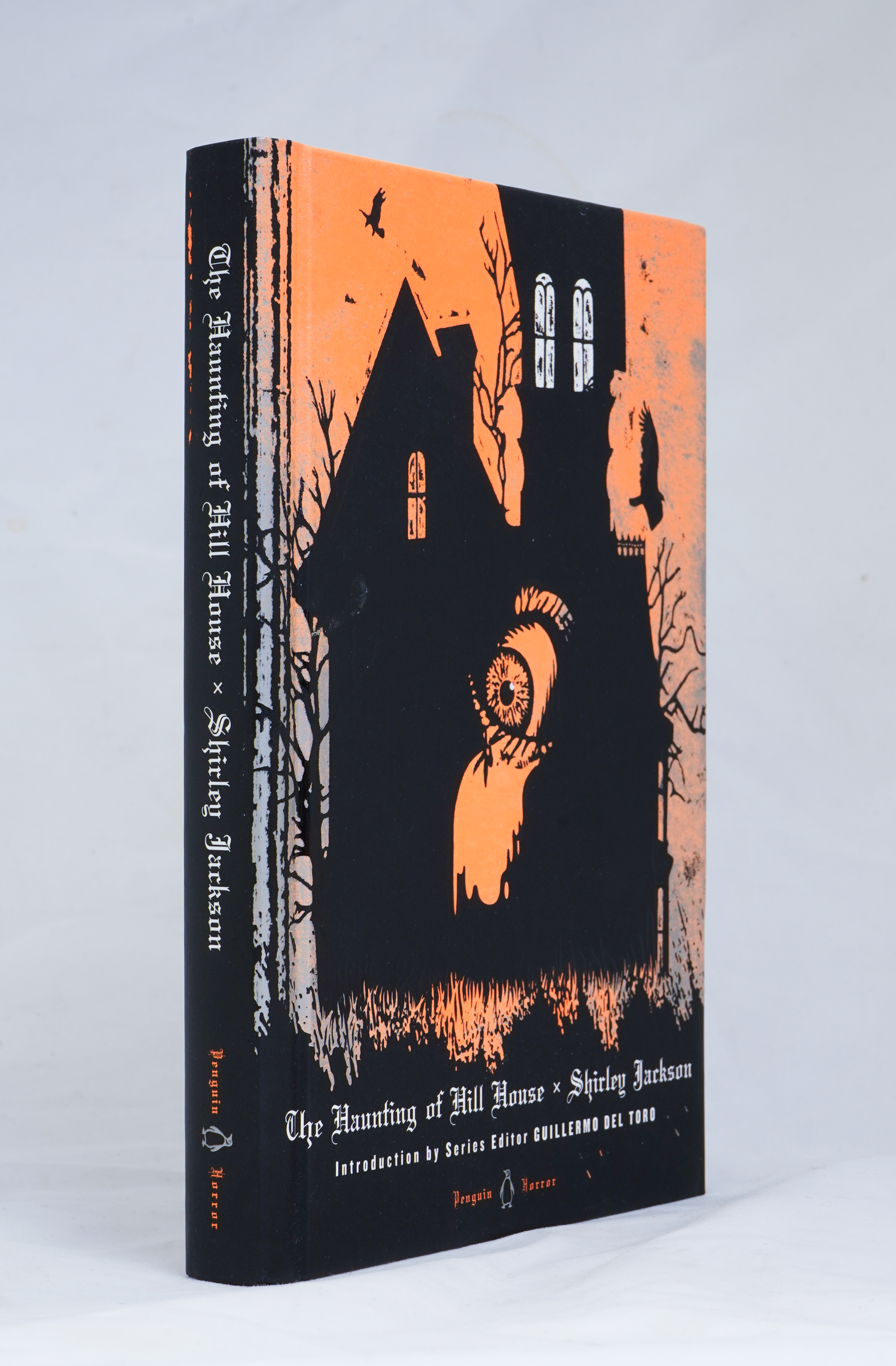 The Haunting Of Hill House By Jackson Shirley Ed Benicio Del Toro Fine 2013 Signed By Author S Pryor Johnson Rare Books Abaa