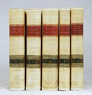 La Divina Commedia di Dante Alighieri col: Dante Alighieri (ed.