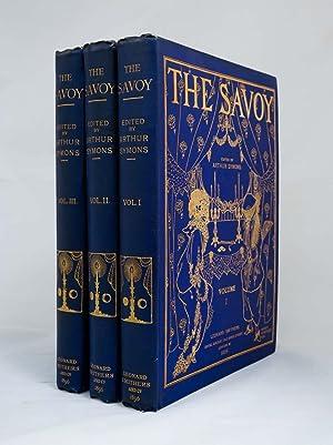 The Savoy: Symons, Arthur (ed.)