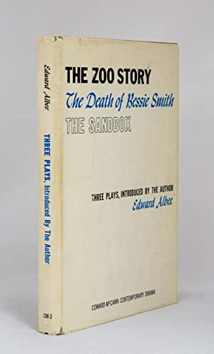 The Zoo Story. The Death of Bessie: Albee, Edward
