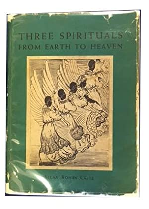 Three Spirituals from Earth to Heaven. Illustrated by Allan Rohan Crite [With an Original Drawing]