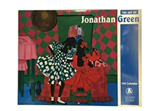 The Art of Jonathan Green: 1993 Calendar for the Benefit of Penn Center of the Sea Islands