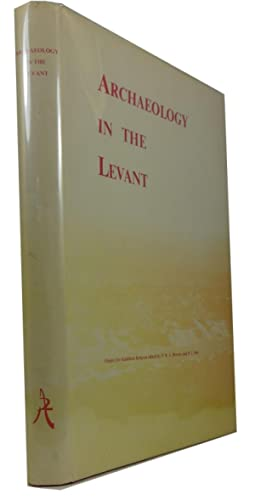 archaeology in the levant essays for kathleen kenyon Born on the 5 january 1906, the eldest daughter of sir frederick kenyon, the   1978 archaeology in the levant – essays for kathleen kenyon, aris & phillips.