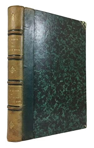 Two French Agricultural Items Bound Together]: Borie,: Borie, Victor, 1818-1880