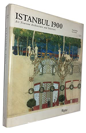 Istanbul 1900: Art Nouveau Architecture and Interiors: Barillari, Diana and