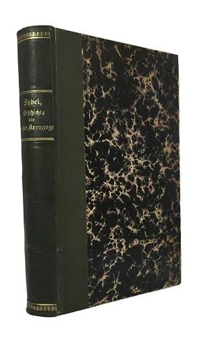 Geschichte des Ersten Kreuzzugs: Sybel, Heinrich von, 1817-1895